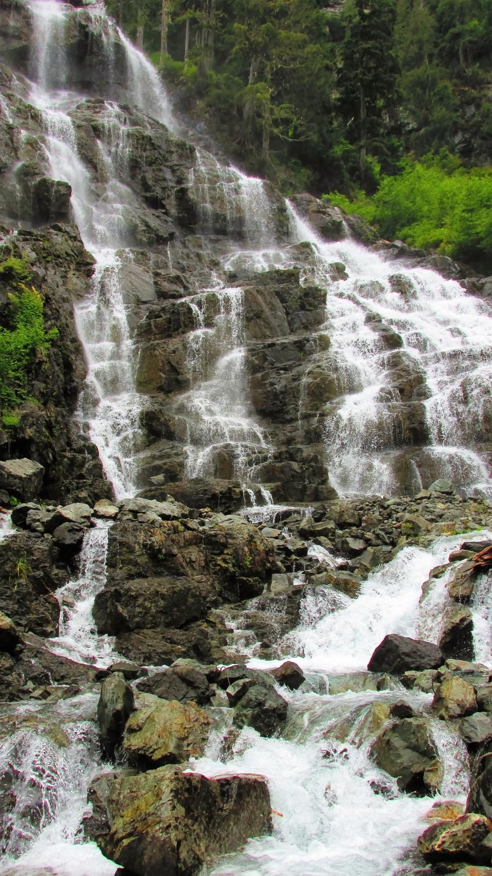 Della Falls, Vancouver Island