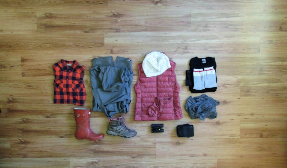British Columbia Autumn Packing Guide